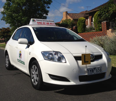 Melbourne Driving School Bundoora