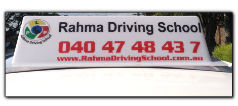 Rahma Driving School Melbourne