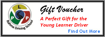 Melbourne Driving Lessons Gift Voucher